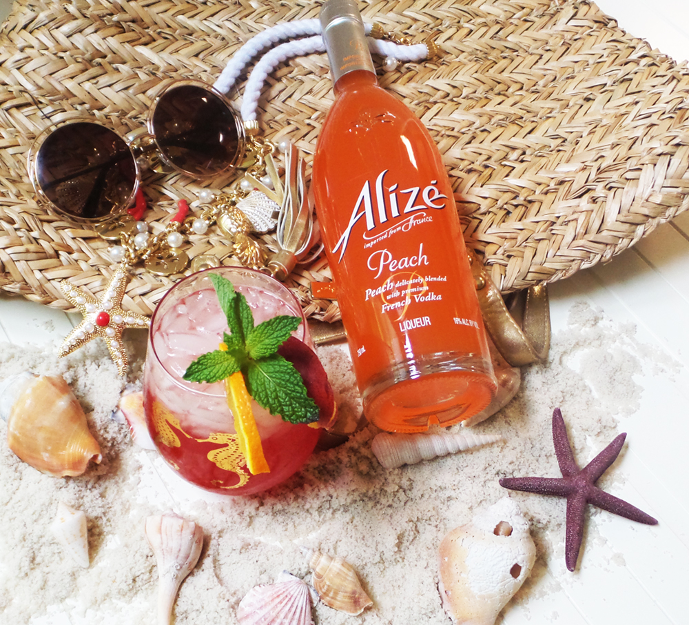Alize Peach Passion