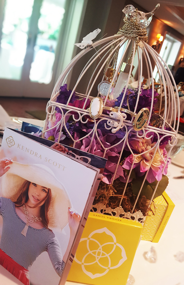 Caged beauty! Gorgeous jewels by Kendra Scott