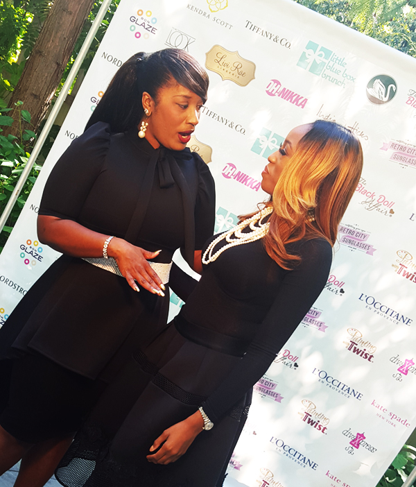 Joi Mebane of The LOOK by Joi shines in her interview