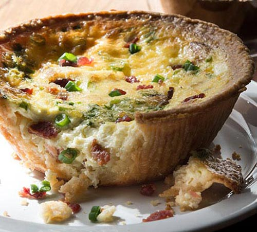 Mimi's Cafe Mother's Day menu Quiche Lorraine