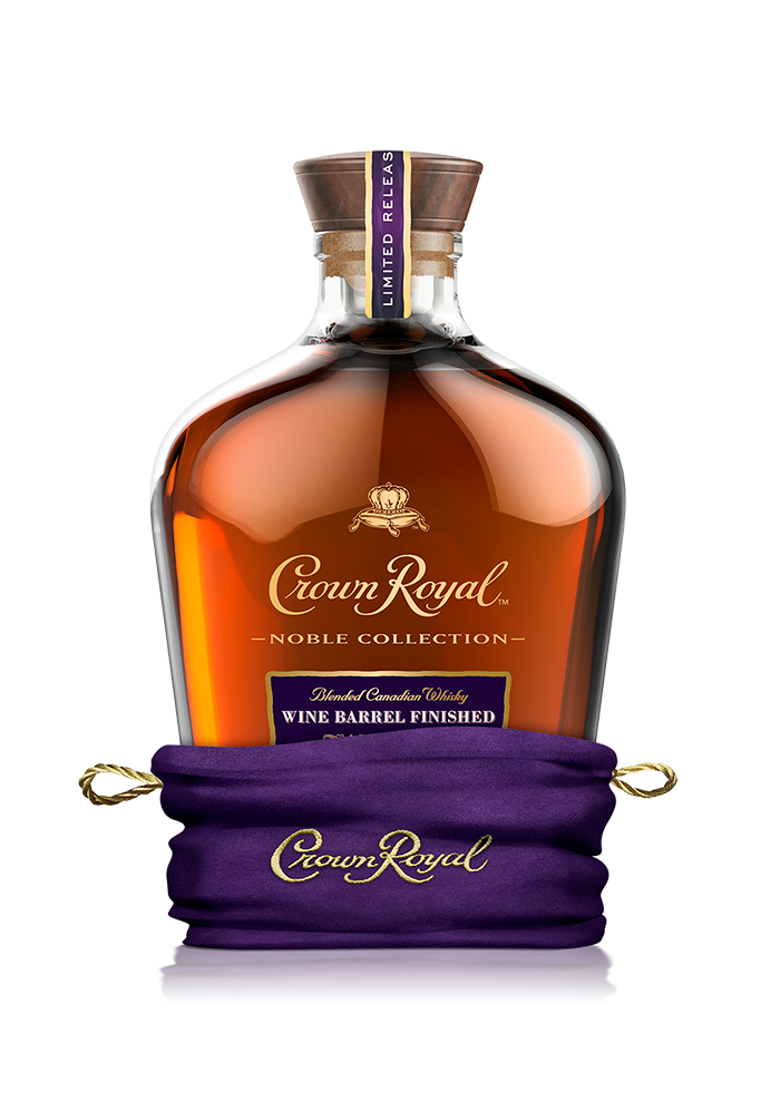 Crown Royal Wine Barrel Finished