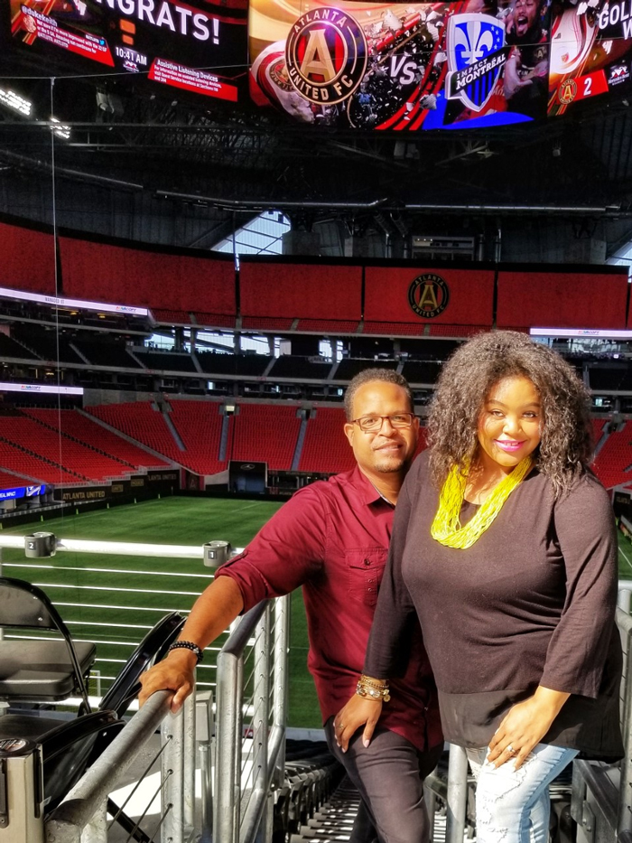 Mercedes-Benz Stadium Atlanta