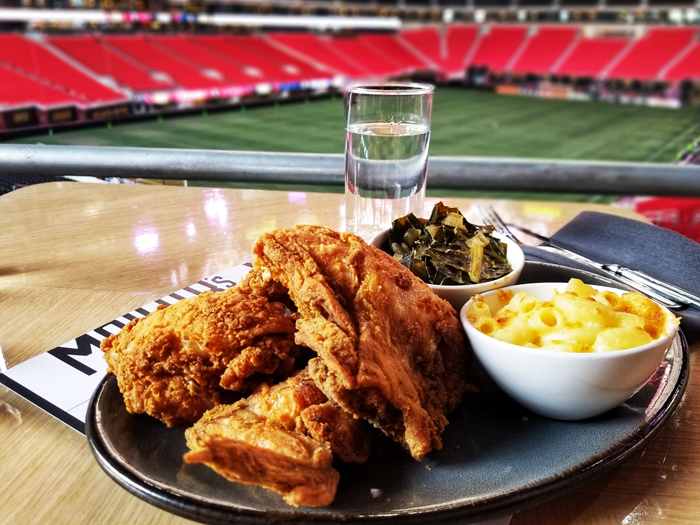 Mercedes-Benz Stadium Atlanta Molly B's