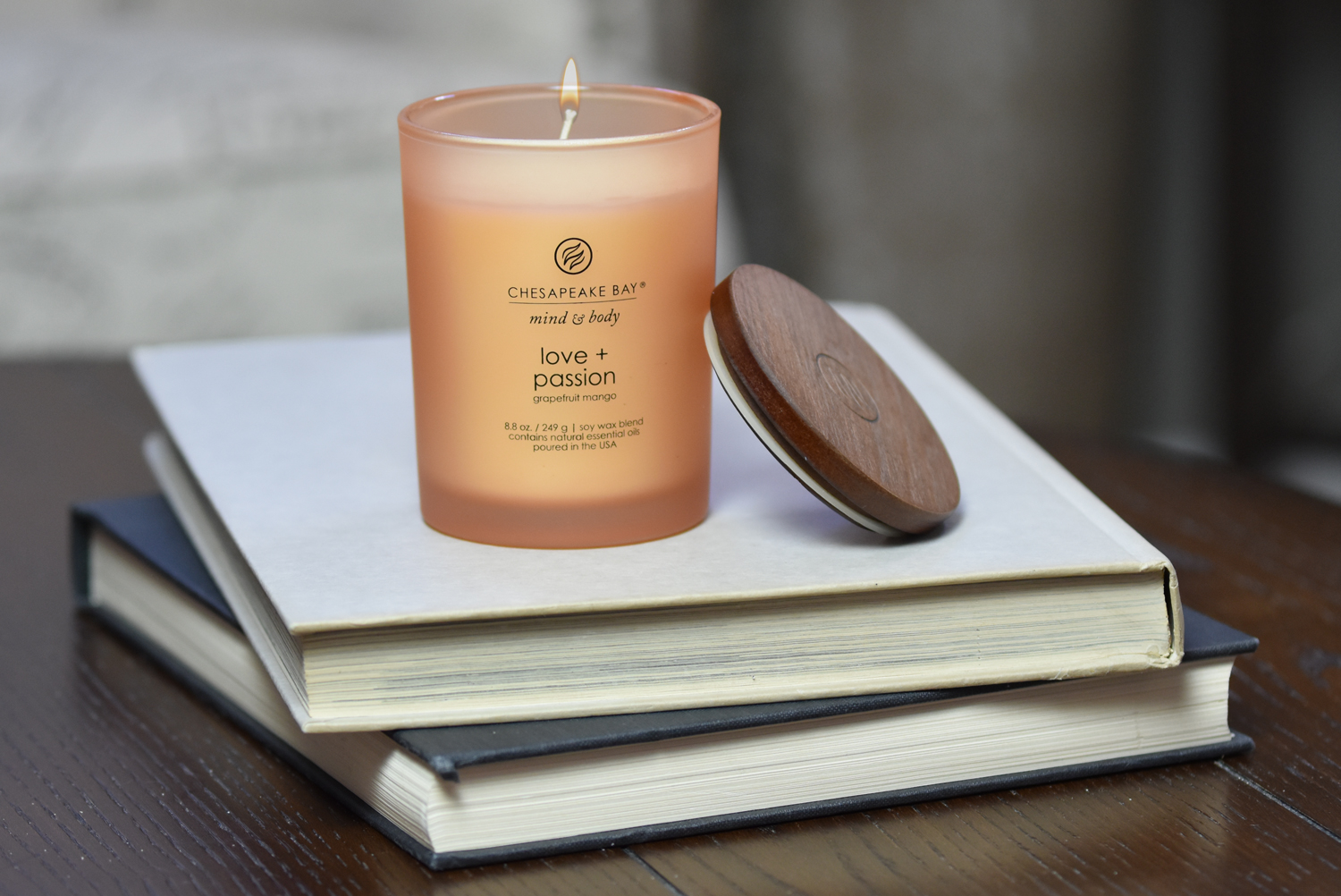 Chesapeake Bay Love & Passion candle