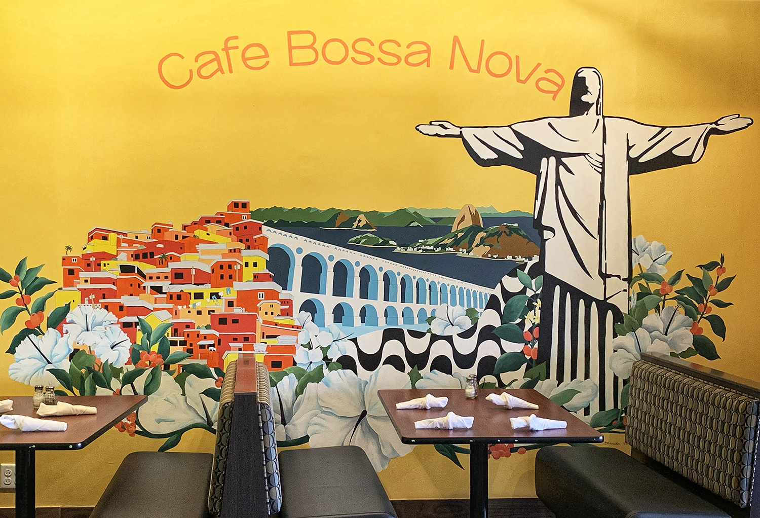 Cafe Bossa Nova Little Rock